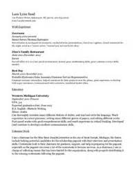 Resume Writing Services Kalamazoo Free Sample Cover Letter Customer Service