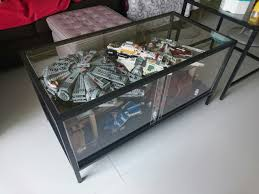 Display Coffee Table Dyi Display Coffee Table From Ikea All About Lego Pinterest