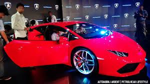 Lamborghini Huracan Colors - india meets the lamborghini huracán lp610 4