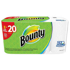 slickdeals home depot black friday bounty paper towels 8 huge rolls home depot in store only today