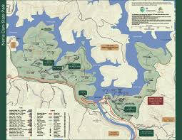 West Tennessee Map by Norris Dam State Park U2014 Tennessee State Parks