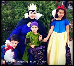 disney u0027s snow white family halloween costume