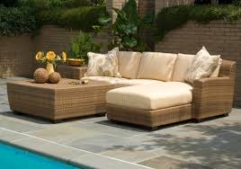 White Wicker Outdoor Patio Furniture by Patio Amusing All Weather Wicker Outdoor Furniture All Weather
