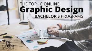 the top 10 graphic design online bachelor u0027s programs the best