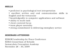 Doc          Skills and Abilities on Resume Resume Skills and     chiropractic Screen Shot            at         AM