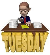 Gør tirsdag til din første officielle arbejdsdag efter en ferie