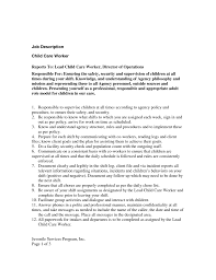 Child Care Cover Letter Samples Child Care Assistant Resume Sample Resume For Your Job Application