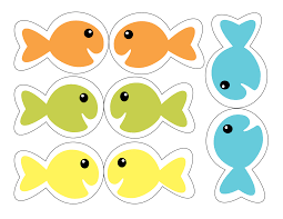 Halloween Preschool Printables Printable Fish Template Free Preschool Toddler Class