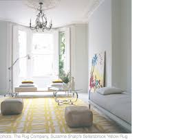 Yellow And Gray Living Room Rugs Yellow U0026 White Rugs Pillows And Doors Little Blue Dish