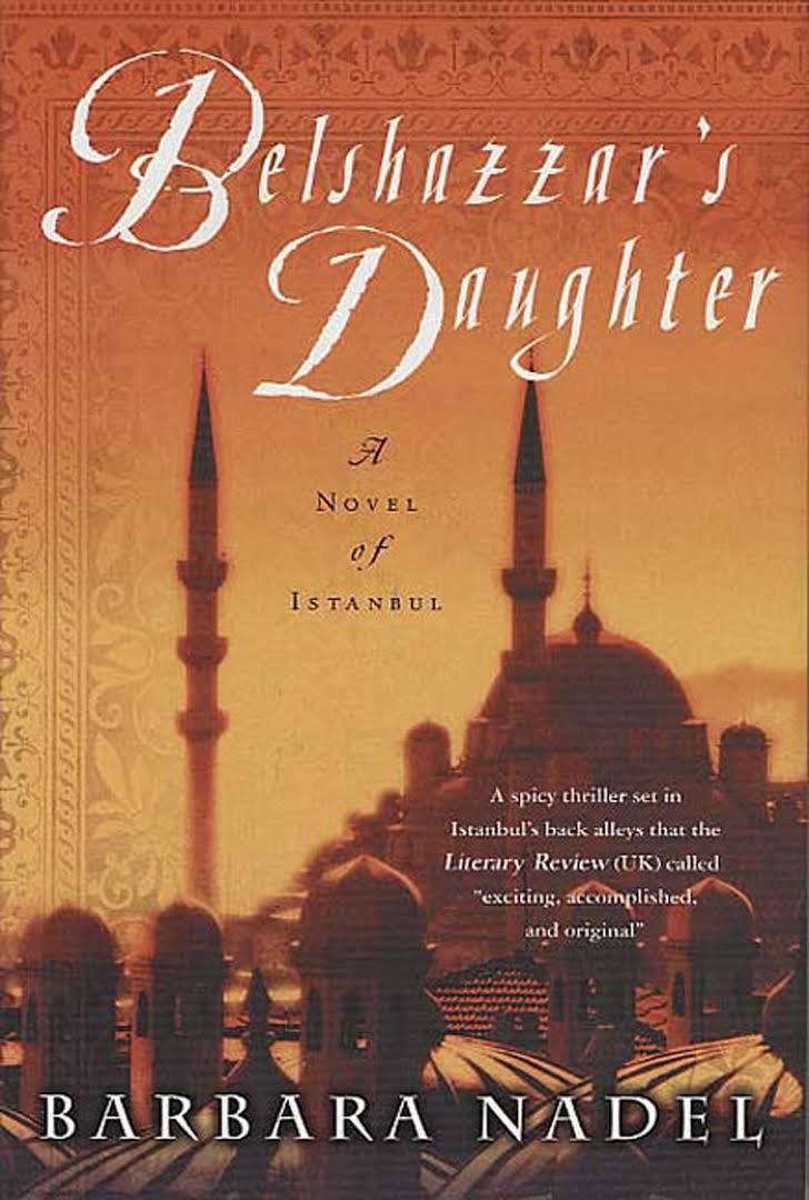 Image result for belshazzar's daughter barbara nadel