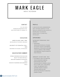 Example Of Resume With No Work Experience  resume examples no work