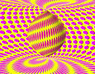 Twist Clock Illusion by Anh Pham - Optical Illusion Image Gallery # eyetricks.com