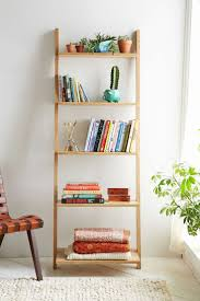 Ladder Bookshelf Pottery Barn Best 20 Leaning Shelves Ideas On Pinterest U2014no Signup Required
