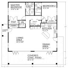 Small House Floor Plan by Best 25 Small Cottage House Plans Ideas On Pinterest Small
