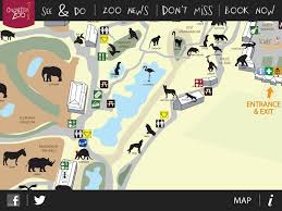 Blank Park Zoo Map by Colchester Zoo Android Apps On Google Play