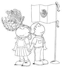 mexican flag coloring page flags coloring pages of