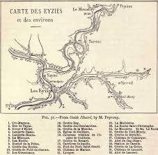 Map Of France And Spain by French And Spanish Caves