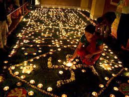 Diwali Decoration In Home Experiencing Diwali Festival In India Celebrate Diwali India