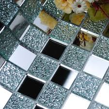 Mosaic Bathroom Tile by Nice Mirror Mosaic Bathroom Tiles For Small Home Remodel Ideas
