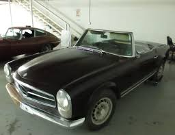 project pagoda manual 1968 mercedes benz 280sl bring a trailer