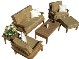 Discount Teak Furniture Deep Seating Teak Set Information Teak Furniture Outlet