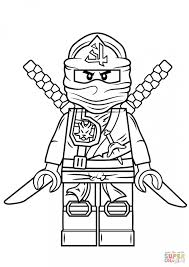 ninja coloring pages free coloring pages