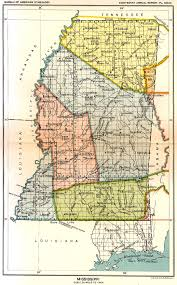 Map Of The Villages Florida by Mississippi County Map