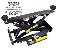 rolling jack other shop equipment ebay