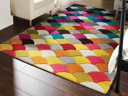 Coloured Rug Spectrum Rugs Funky Rugs Rugs Centre