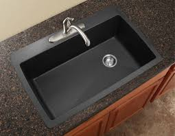 Composite Sink Buying Guide  Blanco Undermount Silgranit - Granite kitchen sinks pros and cons