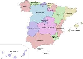 Spanish Speaking Countries Blank Map Quiz by Spanish National Health System Wikipedia
