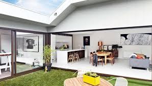 Kitchen Living Room Open Floor Plan Paint Colors Ideas For Small Open Plan Kitchen Living Room Pretty Interesting