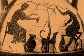 Η καθημερινή ζωή και η εκπαίδευση των Αθηναίων, Διαμαντής Χαράλαμπος, εκπαιδευτικά λογισμικά, σταυρόλεξα για την ιστορία της Δ τάξης, ασκήσεις ον λινε για την ιστορία Δτάξης, χρήση ΤΠΕ μέσα στην τάξη.