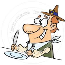 images of a thanksgiving dinner cartoon thanksgiving dinner by ron leishman toon vectors eps 10442