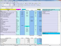 Project Cost Tracking Spreadsheet 7 Free Construction Estimating Software Products