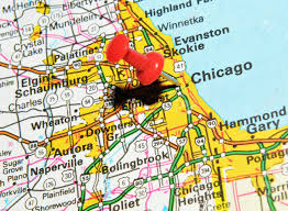 North Shore Chicago Map by Chicago Map Images U0026 Stock Pictures Royalty Free Chicago Map