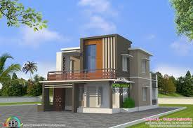 low cost double floor home plan kerala home design and floor plans