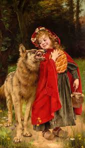 red riding hood paintings fine art america