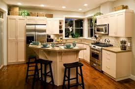 kitchen marvelous l shape white kitchen decoration using grey
