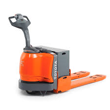 electric pallet truck walk behind handling loading 8hbw30