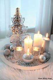 Diy Christmas Home Decor Best 25 Silver Christmas Decorations Ideas On Pinterest Silver