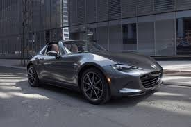mazda mx series used 2017 mazda mx 5 miata rf convertible pricing for sale edmunds