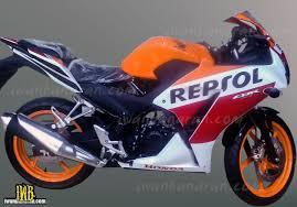cbr bike latest model spied new 2015 honda cbr150r repsol edition launch soon