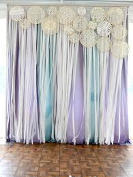 Background Decoration For Birthday Party At Home Diy New Diy Photo Backdrop Birthday Party Decor Idea Stunning