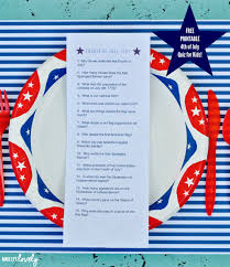 free printable fourth of july quiz for kids make life lovely