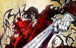 Hellsing Alucard Wallpaper | Customity customity.com