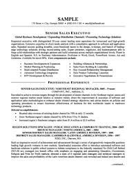 Exciting Sample Resume Template Examples Of Resumes