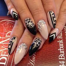 leopard nail designs design trends premium psd vector downloads