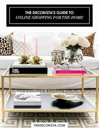 the decorista u0027s guide to online shopping for home decor u2014 the
