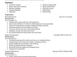 Aaaaeroincus Lovely Unforgettable Housecleaners Resume Examples To Stand Out With Archaic Housecleaners Resume Sample And Pleasing     aaa aero inc us